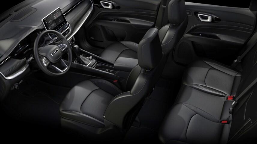 2022 Jeep Compass interior