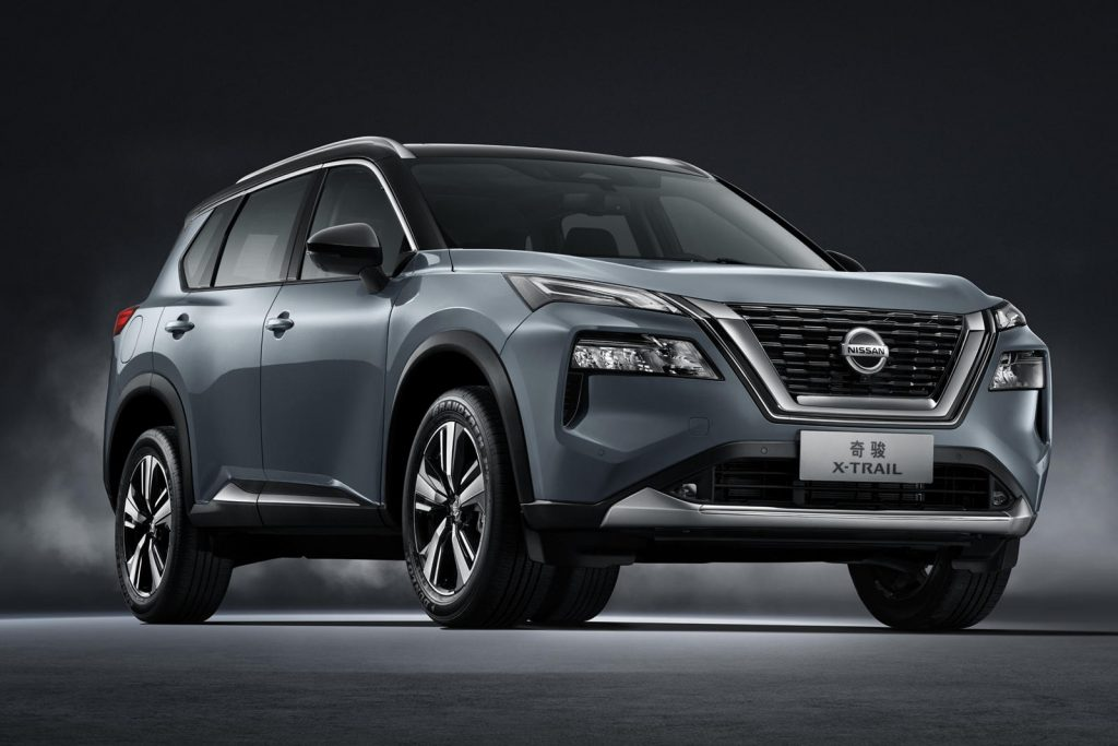 The 2022 Nissan X-Trail is the Nissan Rogue variant in other countries