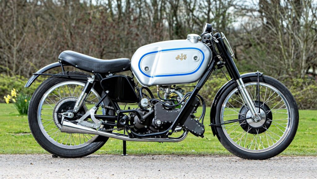 The king of vintage motorcycles, the AJS Porcupine just sold becoming one fo the most expensive motorcycles in the world