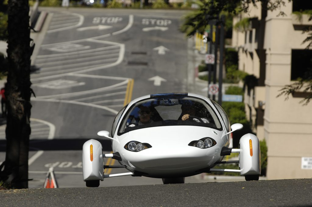 Aptera Solar Electric Car