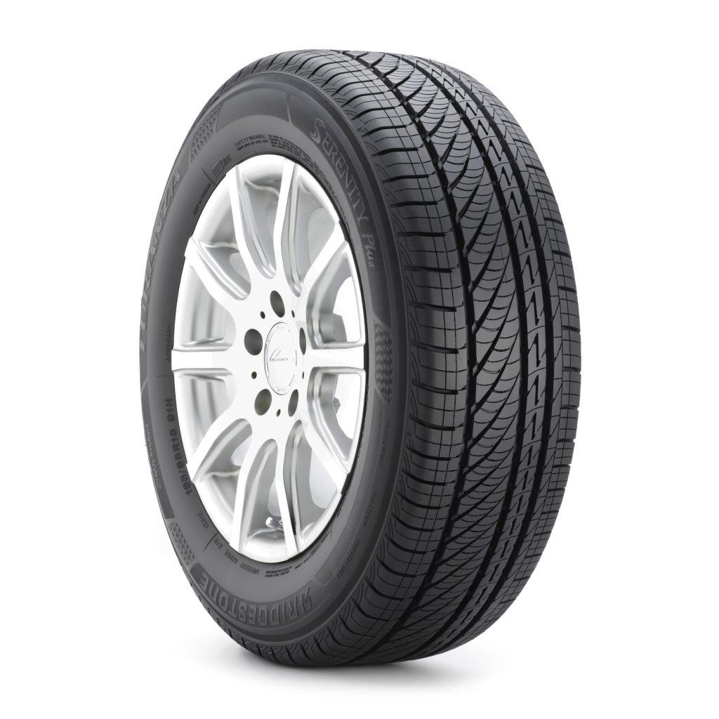 Bridgestone Turanza Serenity Plus Comfort Tire
