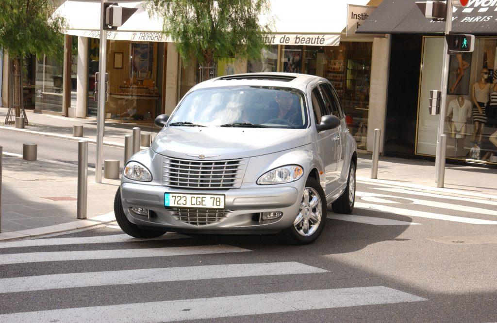The Chrysler PT Cruiser