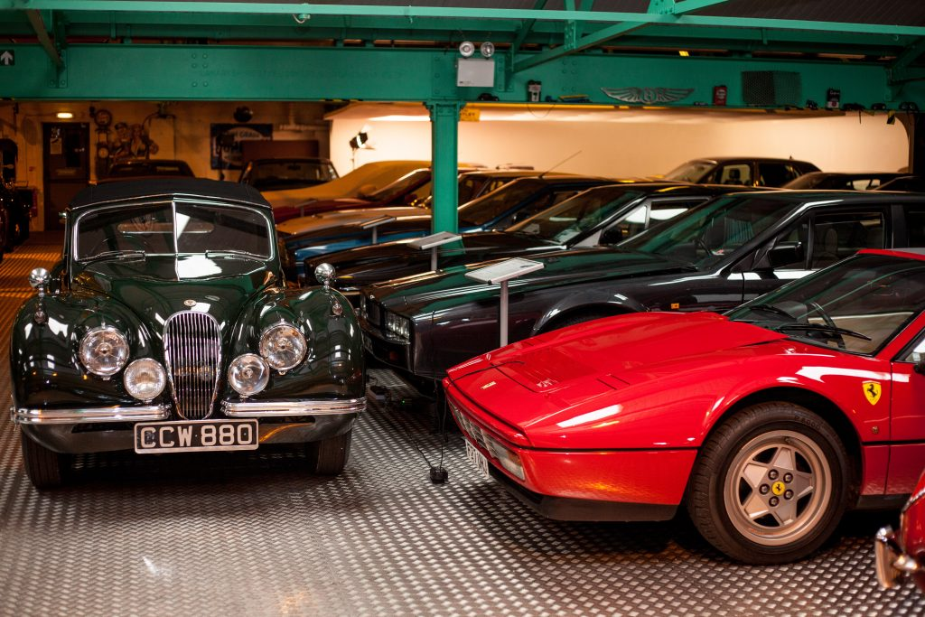 Classic Car Collection worth an estimated £40million
