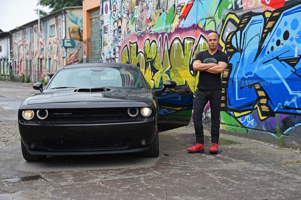 The Dodge Challenger is a pricey used car