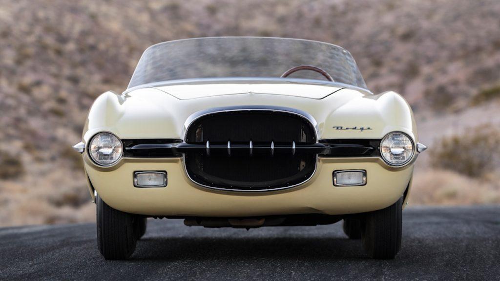 Vintage Dodge Firearrow II grille
