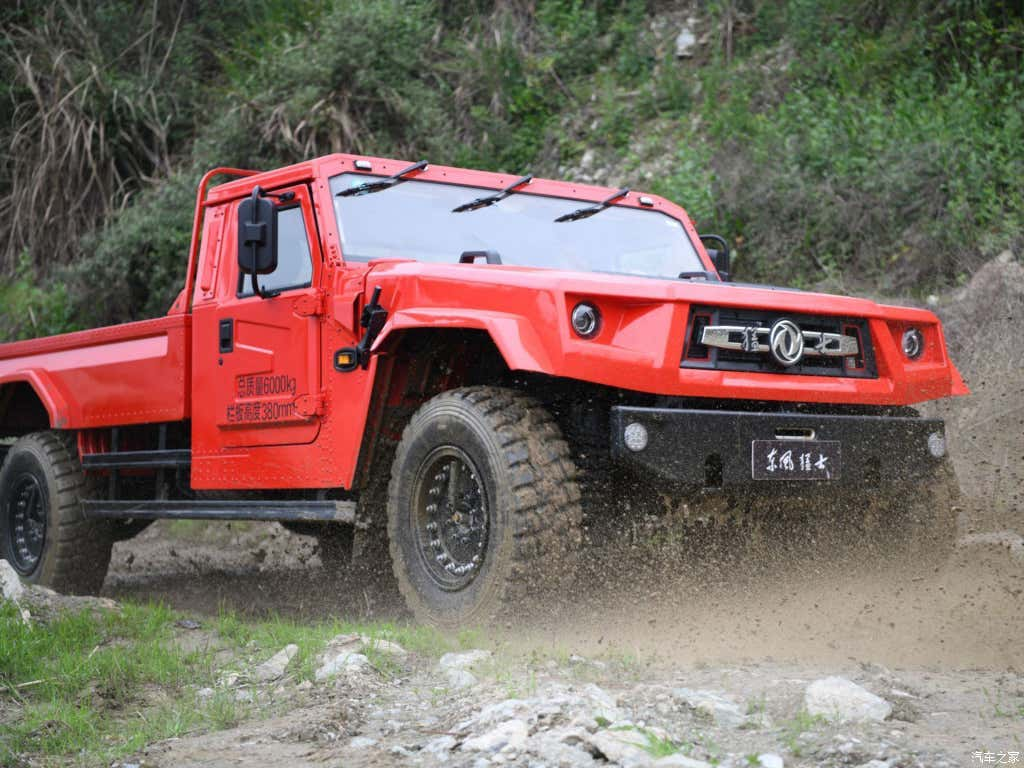 Dongfeng Warrior M50 off-road