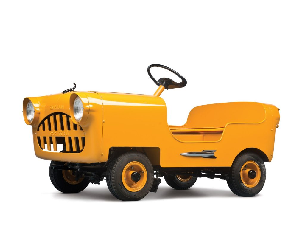 Eshelman Adult Sport Car