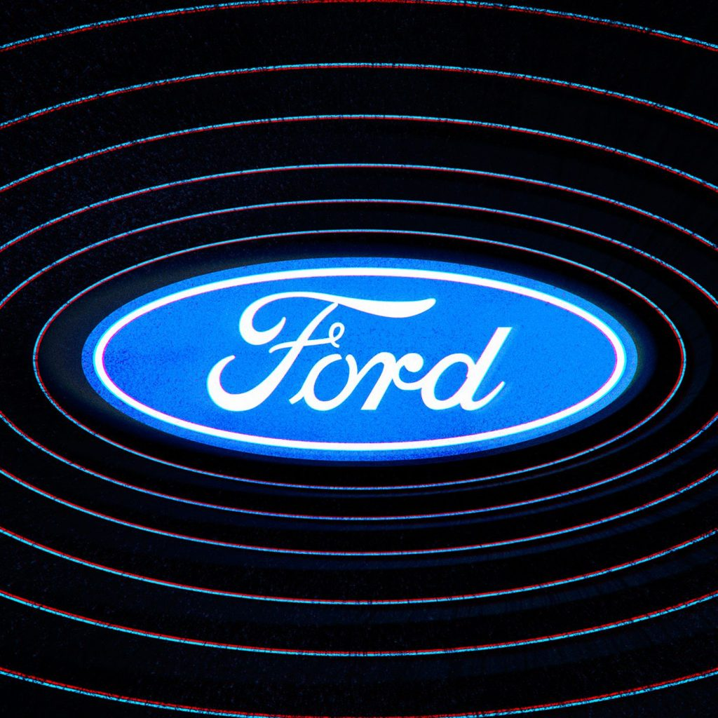 Ford BlueCruise logo