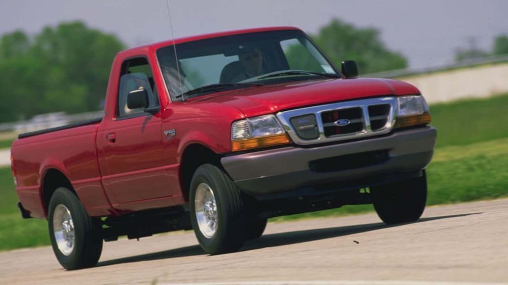 Ford Ranger Electric Vehicle