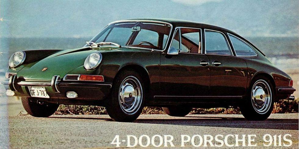 Four Door Porsche 911