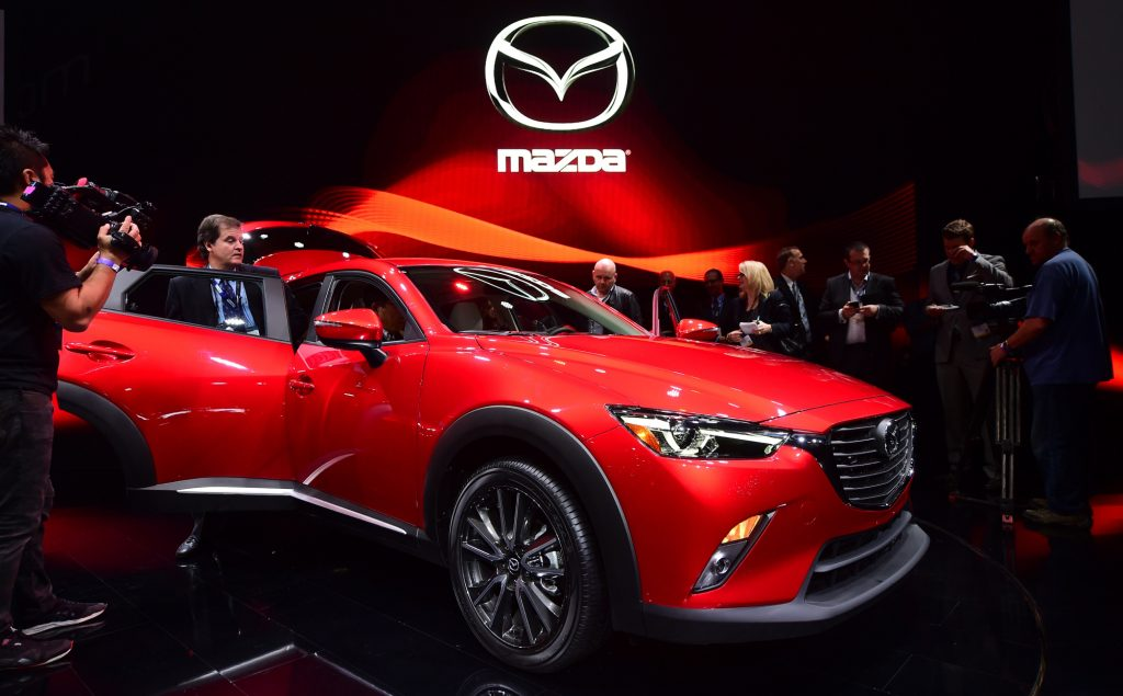 Consumer Reports says the 2016 Mazda CX-3 has air conditioning issues
