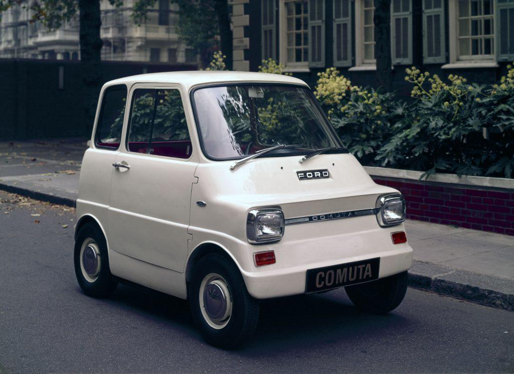 Ford Comuta electric car