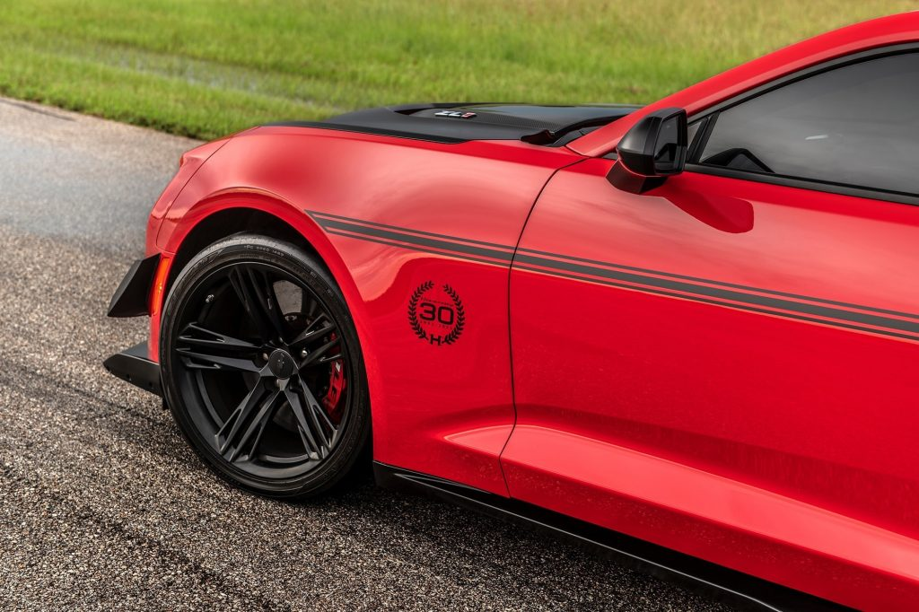 30TH Anniversary Edition Exorcist Camaro by Hennessey Performance