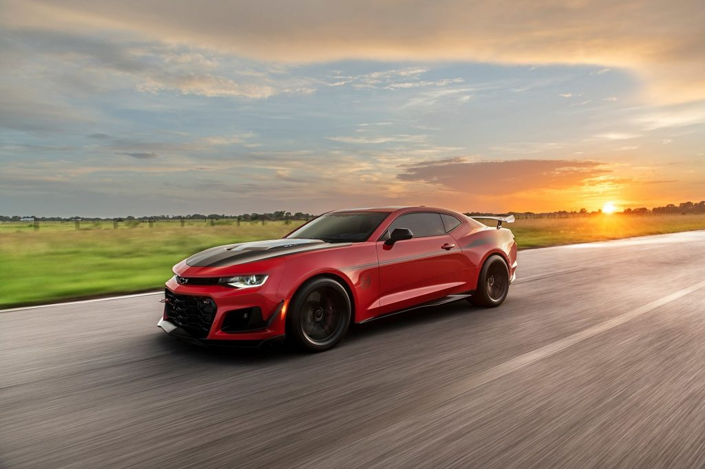 The 30th Anniversary Edition Exorcist Camaro By Hennessey Performance