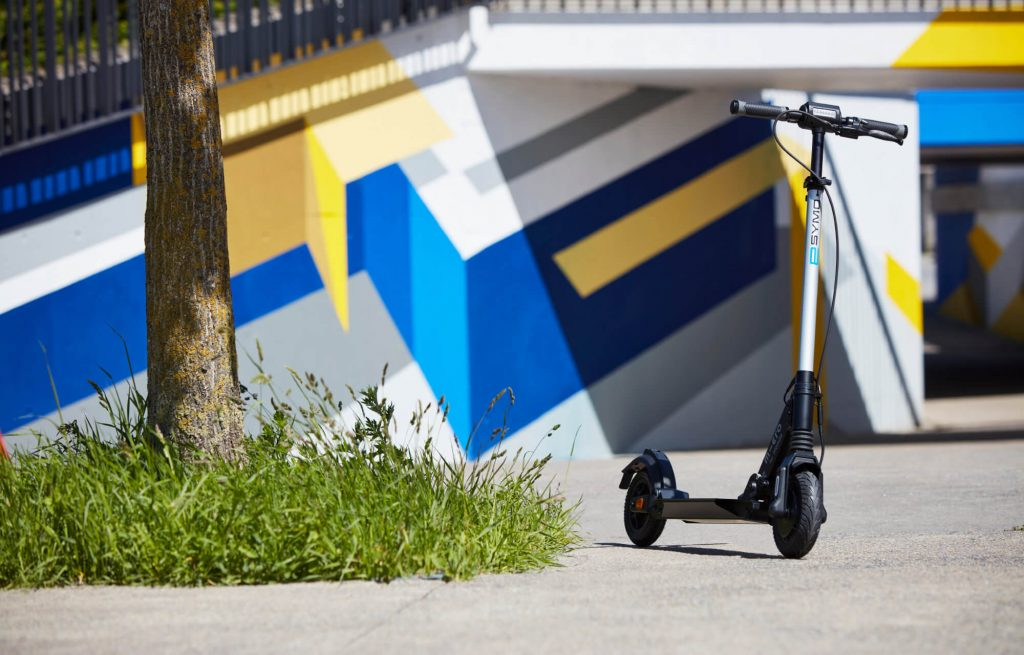 Honda eSYMO Electric Scooter