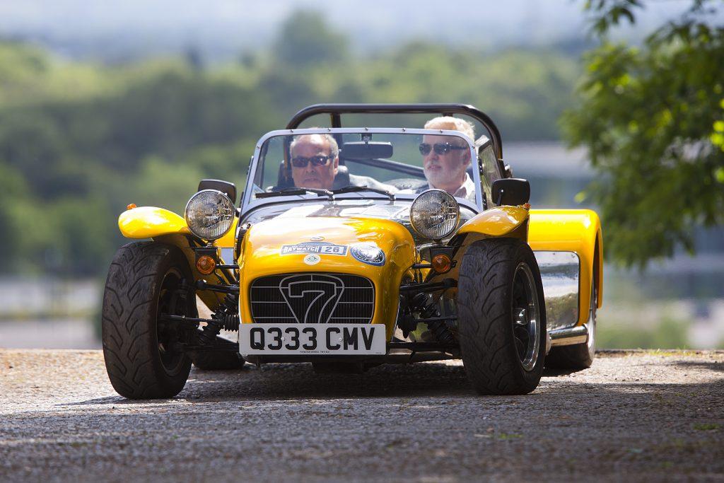 Lotus Seven Kit Car at Goodwood Festival Of Speed