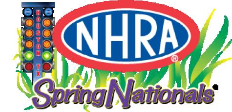 NHRA Springnationals logo