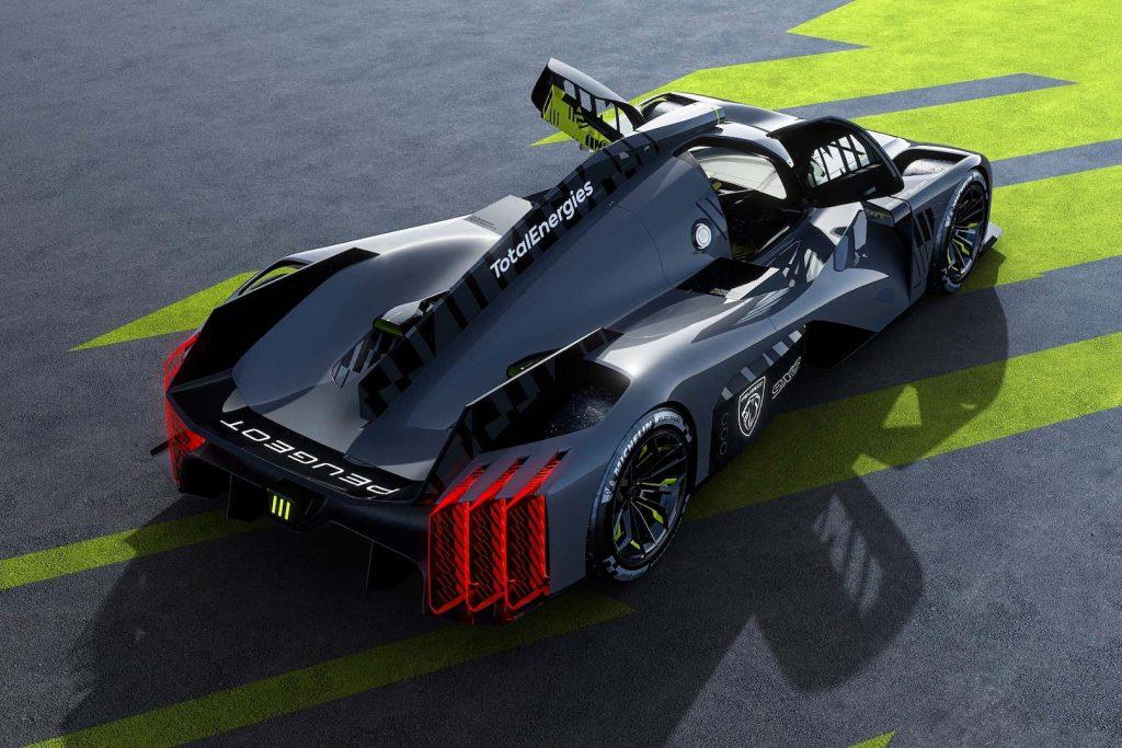 Peugeot Dodge Viper GTS-R conceptual