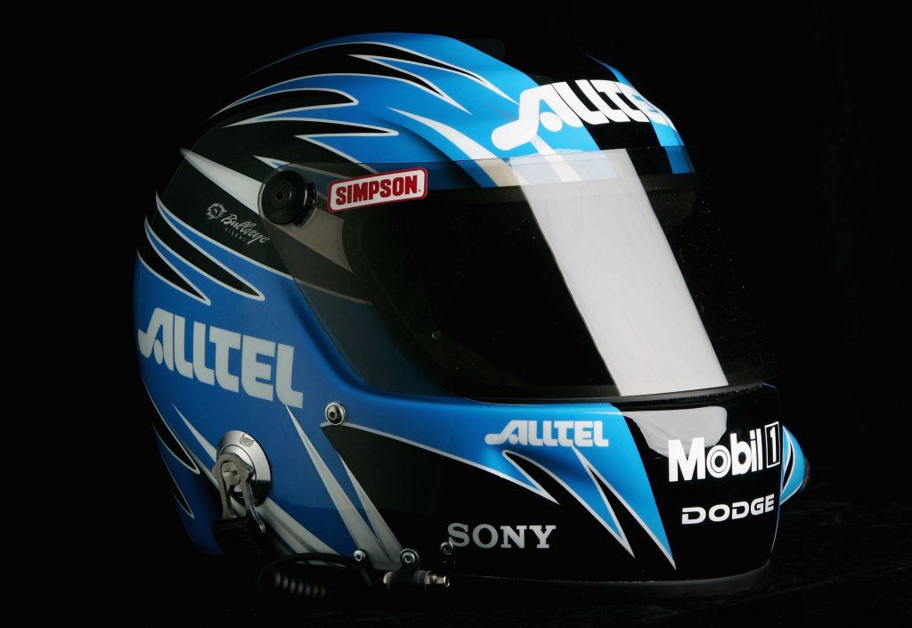 Daytona 500 Racing Helmet