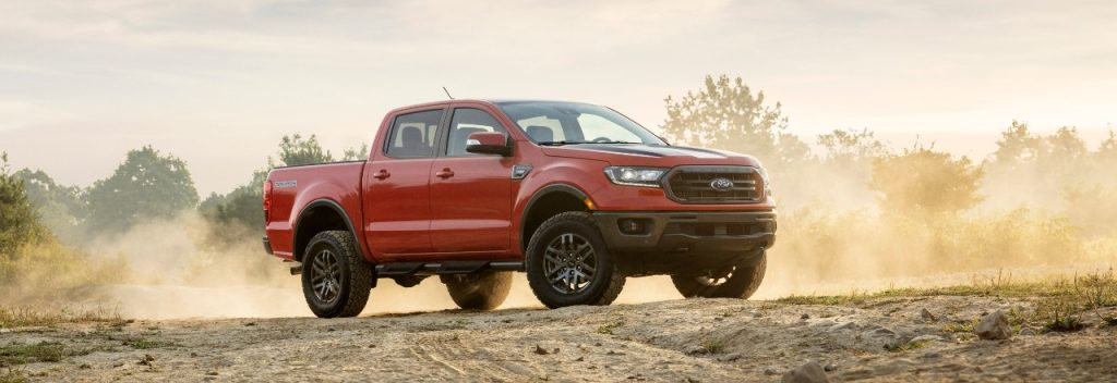 The Ford Ranger Tremor is one of the best off-road trucks