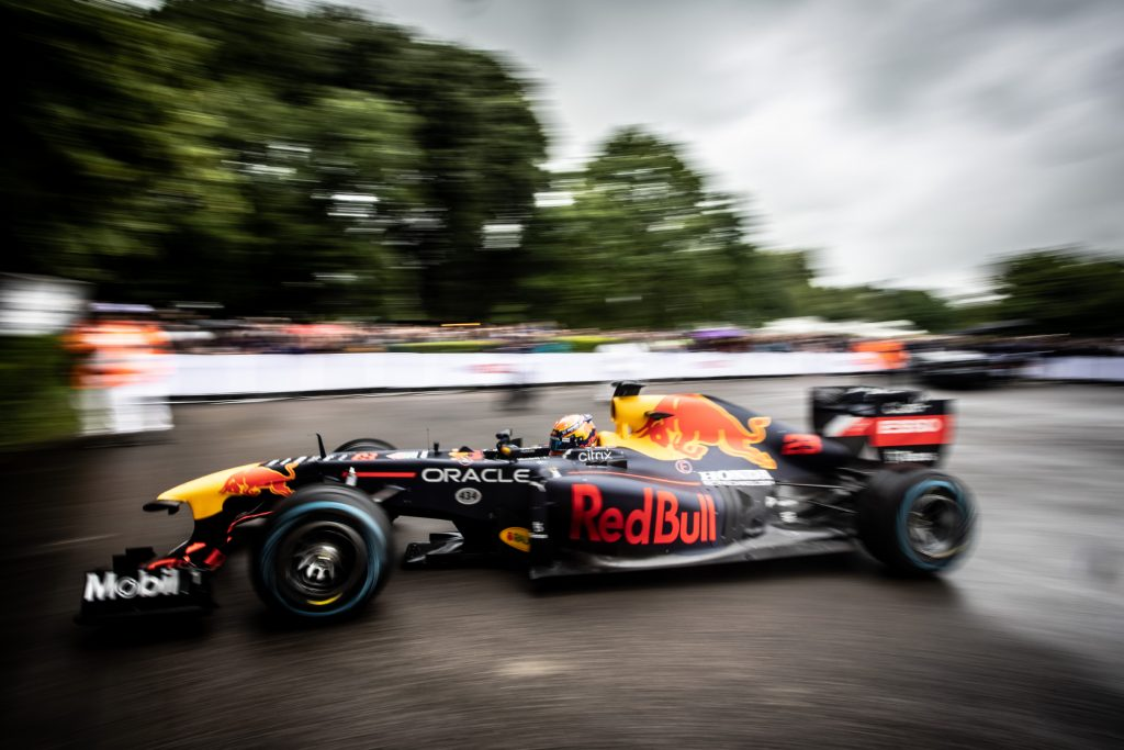 Red Bull Racing not changing the car ahead of Formula 1 Race