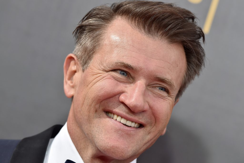 'Shark Tank' star and businessman Robert Herjavec at the 2016 Creative Arts Emmy Awards in Los Angeles