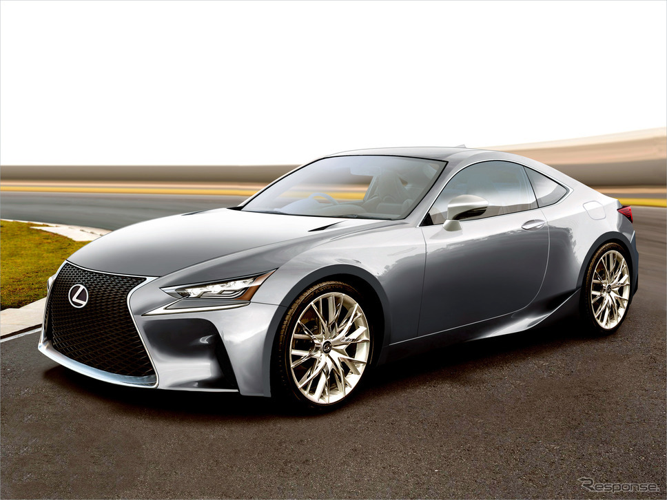 Small Lexus coupe proposal