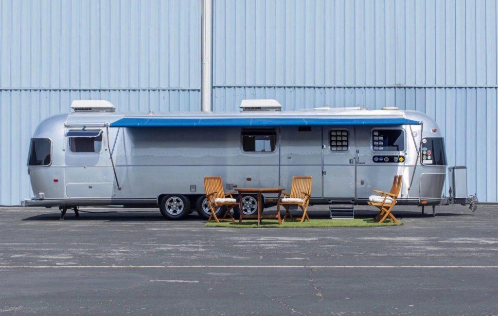 1993 Airstream Model 34 camper