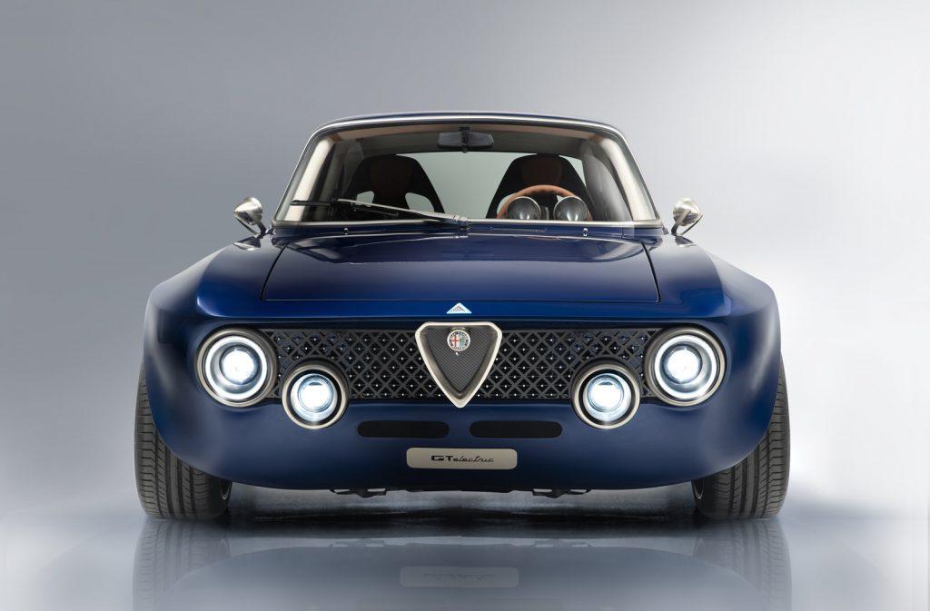 Totem Giulia GT Electric Alfa Romeo Front End