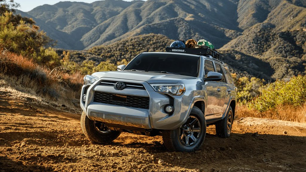 The Toyota 4Runner is coming for the Kia Telluride