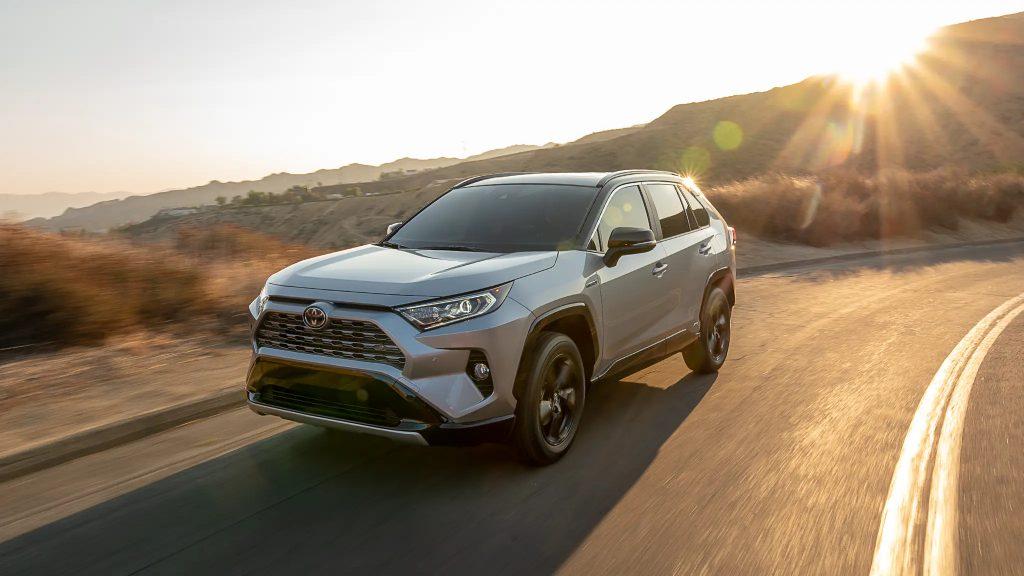 Best Toyota cars and SUVs: Toyota RAV4 Hybrid