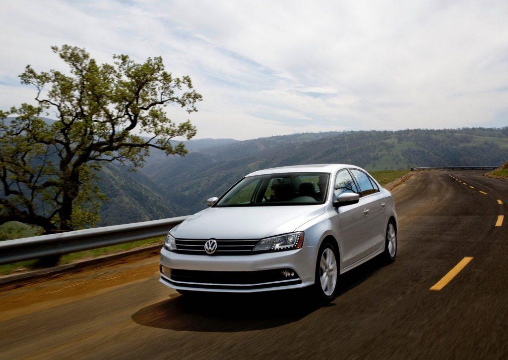 2015 Volkswagen Jetta TDI