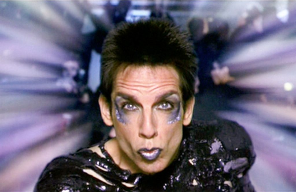 Ben Stiller as Derek Zoolander. Zoolander couldn't turn left, which made his career difficult to navigate. Autonomous vehicles also have trouble navigating turns in the road.