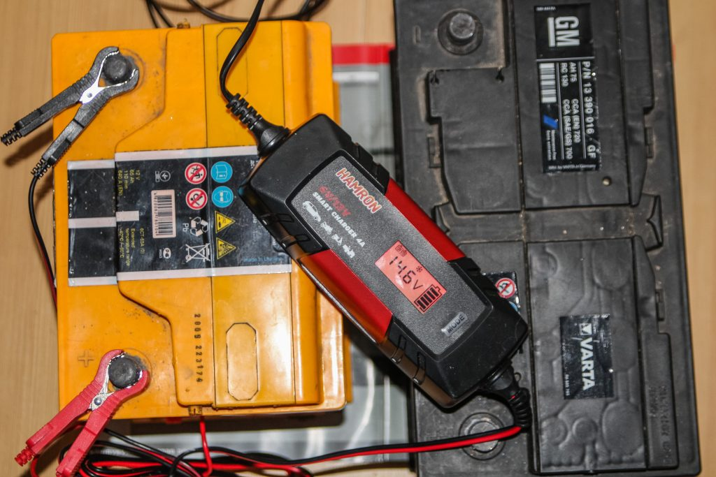 Car battery can be less effective with corrosion