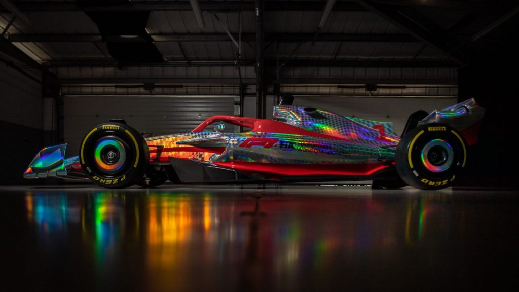 2022 Formula 1 Cars