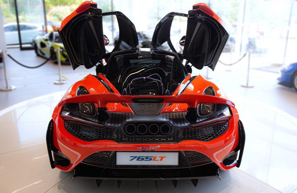 The McLaren 765LT