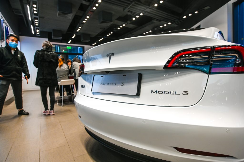 A tesla Model 3 uses soy-based wiring which has been known to attract rodents such as rats, mice, and rabbits