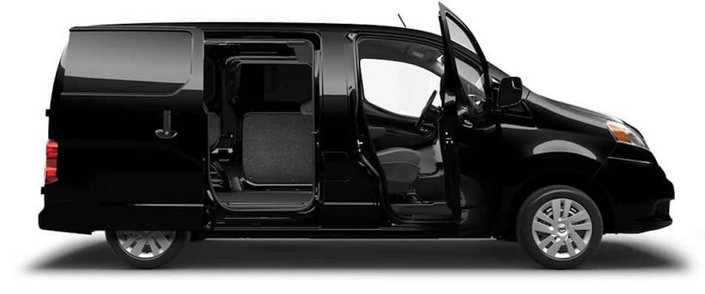 The Free Bird is the least expensive camper van and its built using the Nissan NV200 mini cargo van
