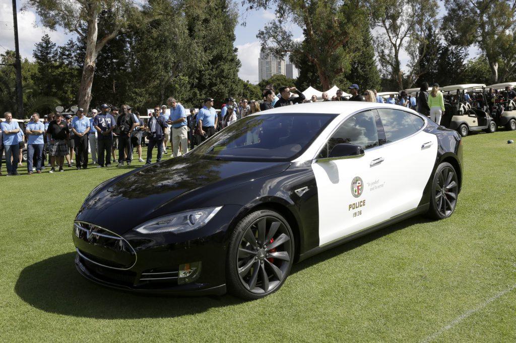 Are Tesla police cars a good idea?