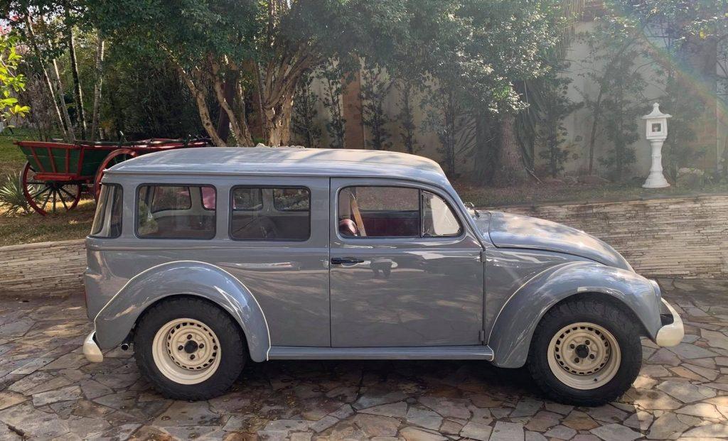 VW Fuskombi wagon from Brazil  