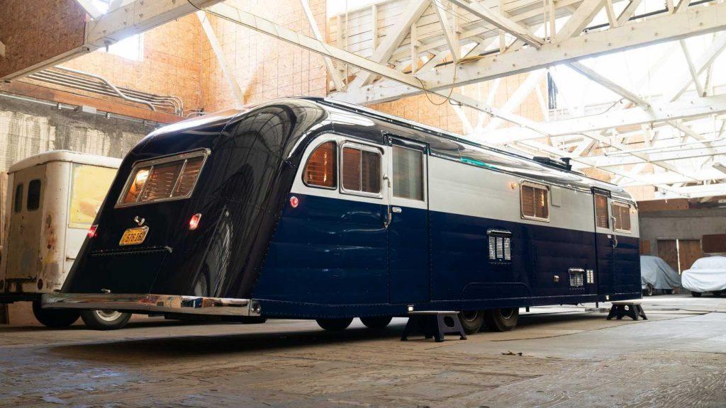1950 Westcraft Manufacturing Capistrano Park trailer