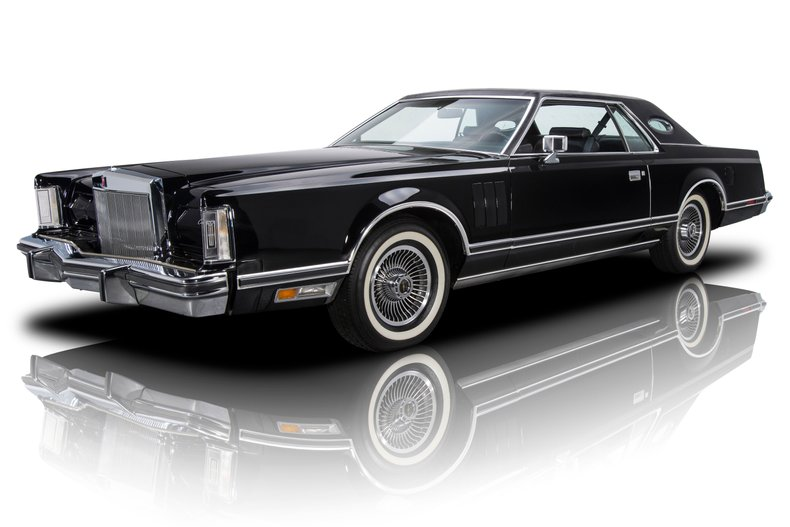 The 1979 Lincoln Continental Mark V is one of the best cars to crash