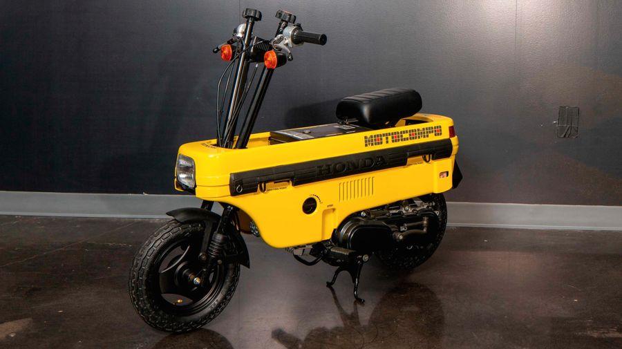 JDM Honda Motocompo Scooter
