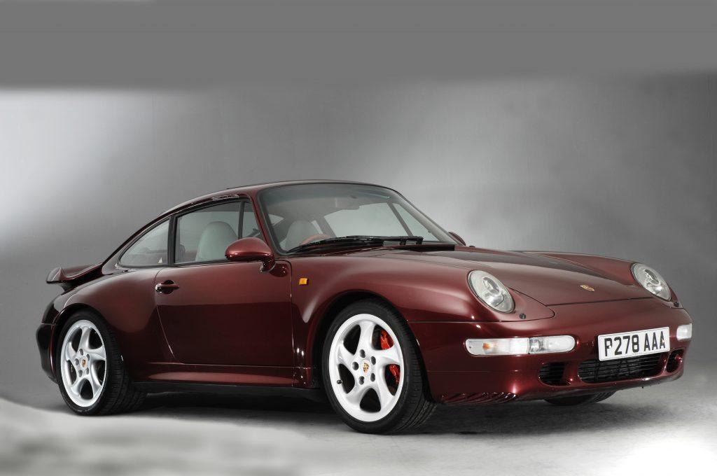 1996 Porsche 993 Turbo Classic Car