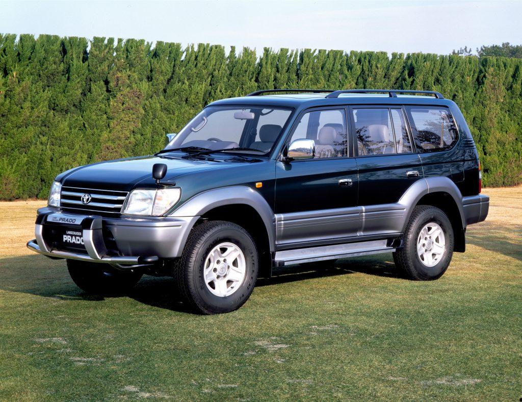 1996 Toyota Land Cruiser Prado TX