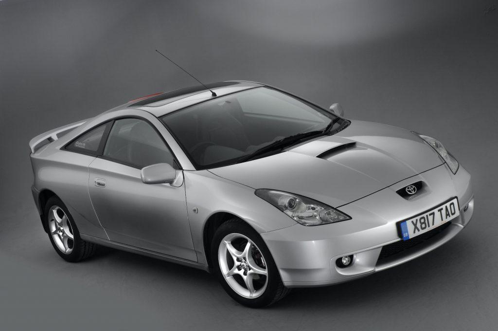 2001 Toyota Celica.