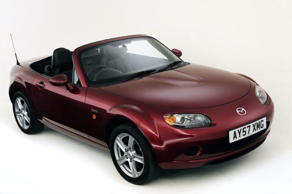 2007 Mazda MX5