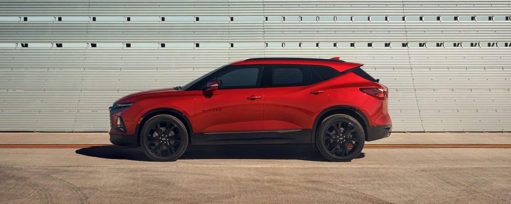 Consumer Reports: Avoid the 2021 Chevrolet Blazer