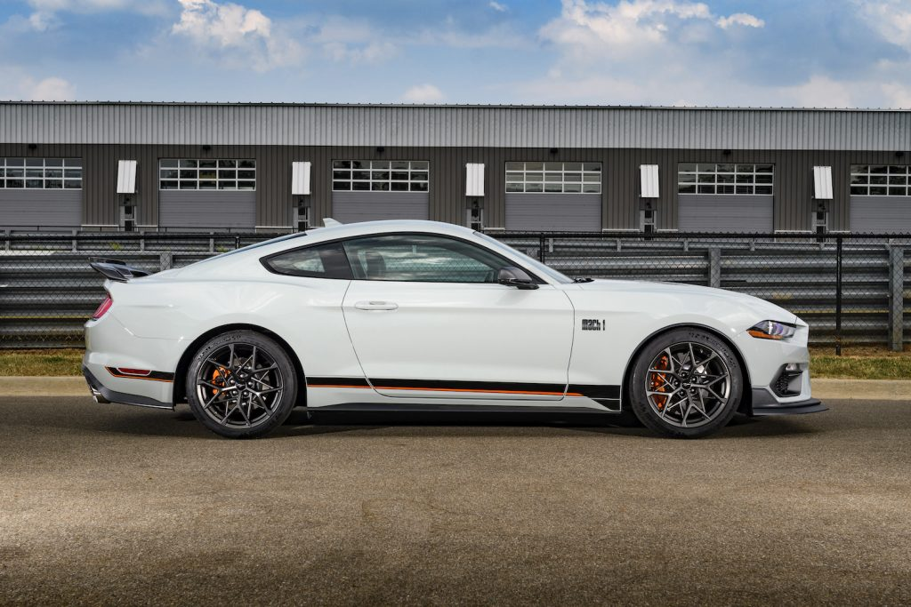 After a 17-year hiatus, the all-new Mustang Mach 1 fastback coupe makes its world premiere - becoming the modern pinnacle of style, handling and 5.0-liter V-8 pony car performance, the 2021 Ford Mustang is one of the least reliable Ford models