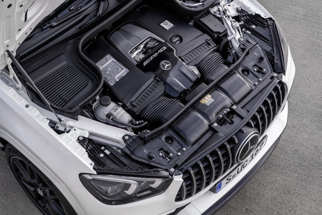 Mercedes-AMG GLE 63 S With Soon To Be Killed Off V8 Engine